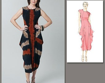 Vogue Pattern V1234 Misses' Dress