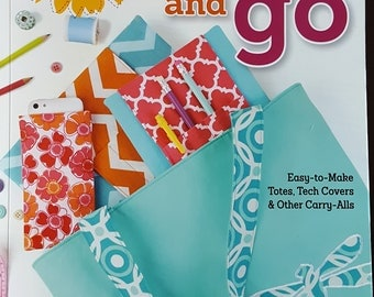 Sew Me! Sew and Go Instruction Book - 2015
