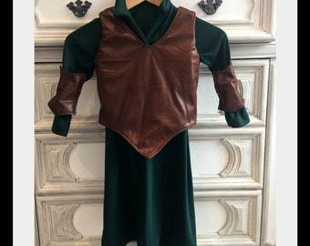 Tauriel Costume, Elf Costume, Elf Tauriel Costume, Hobbit Costume, Lord of the Rings Costume