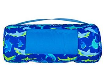 stephen joseph shark nap mat, little boy nap mat, preschool nap mat, pre-k nap mat