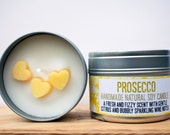 Prosecco Natural Soy Wax Candle