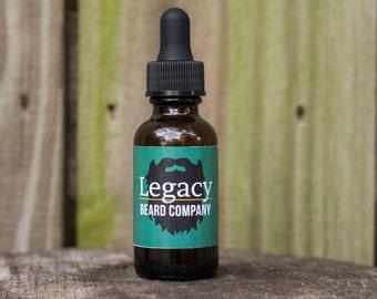 Bay Rum Beard Oil  (1 oz)