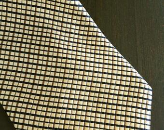 Vintage Savatini polyester tie
