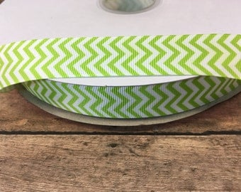 chevron  ribbon ,1 inch grosgrain ribbon