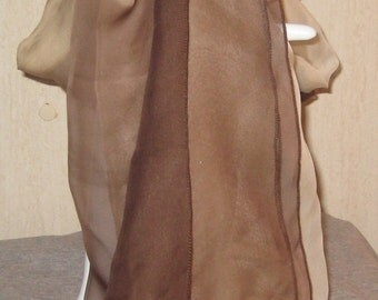Gorgeous French Silk Chiffon Scarf