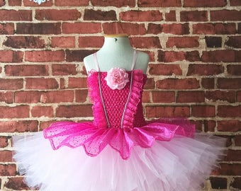 Tutu Dress Barbie Magic Sneakers.