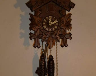 One year Anniversary Cuckoo clock (Made in Germany) #2