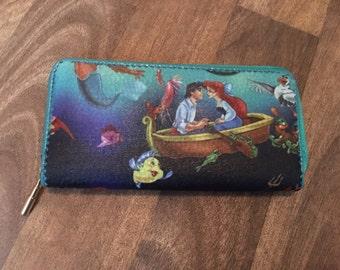 Little mermaid inspired purse