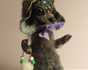 SOLD!(for example) OOAK fantasy creature Polke