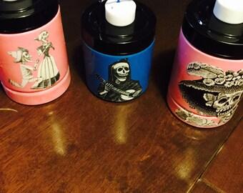 Day of the Dead (Dia de Los Muertos) 3 Posada's Art Lanterns Nightlight