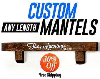 Antique mantel shelf | Etsy