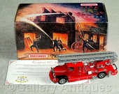Vintage 1993 Matchbox Collectibles Diecast 1932 Mercedes-Benz Ladder Truck YFE05 Models of Yesteryear in Original Box 1:43 scale (ref 3187)