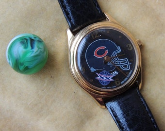 Vintage Chicago Bears Watch