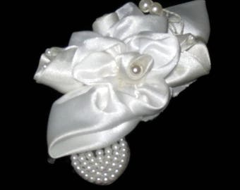 Vintage Barrette, Ladies Hair Barrette, Wedding Barrette, Accessory, Wedding Hair Accessory, Ladies Hair Clip, Vintage Wedding Hair Barrette