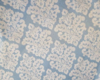 Charmeuse Satin Fabric Pale Blue Lightweight Fabric Silky