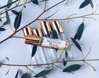 MIDNIGHT MAGIC Natural Roll-On Perfume   Natural Perfume