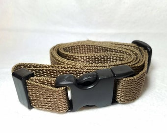The Most Amazing Chalkbag Belt Ever- Light Brown