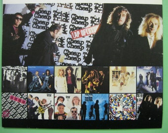 Cheap Trick Promotional Display