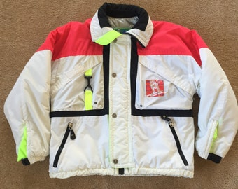 Vintage 1980's Steep Slopes Ski Jacket