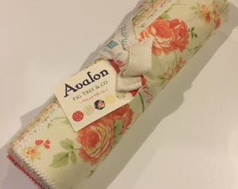 Fig Tree and Co AVALON layer cake quilting fabric