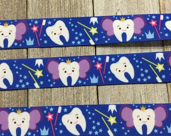 Tooth Fairy Ribbon, Tooth Ribbon