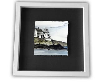 CROOKHAVEN LIGHTHOUSE - Rock Island, Goleen Co Cork Ireland