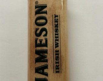 Jameson Irish Whiskey BIC Lighter Case Holder Sleeve Cover