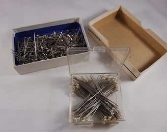 """2"""" inch quilting pins & T pins"""
