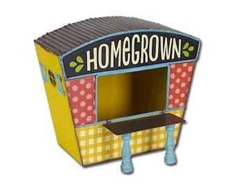 Fairy Garden  - Roadside Stand - Miniature