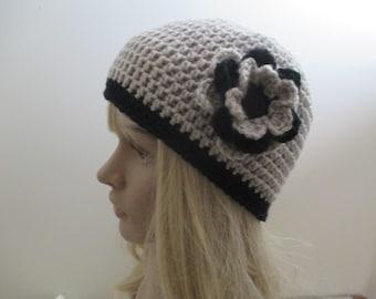 Beanie Hat Crochet Women Beanie Hat