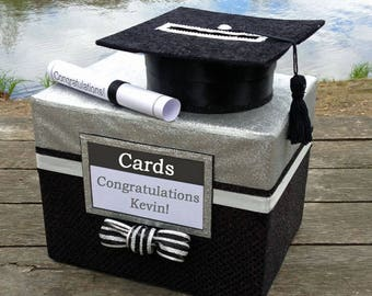 Graduation Card BoxGraduation AnnouncementCard Party Decorationgraduation