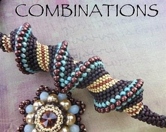 Kumihimo Combinations by Karen DeSousa - Printed edition