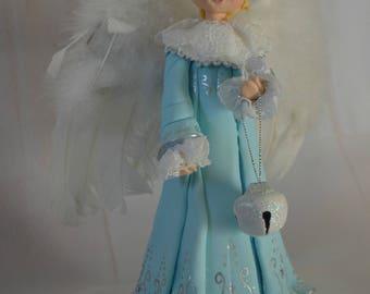 Figure of little angel