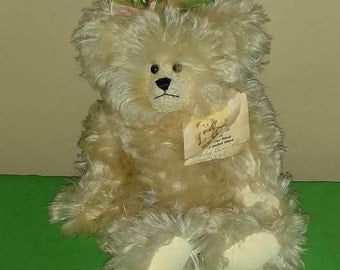 "Vintage 10"" ""Abby Bear"" by Artist Terry Hayes of Pendleton's Teddy Bears"