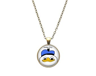 Dolan pendant Gooby jewelry Meme necklace
