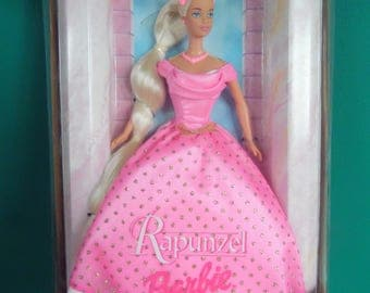 Mattel Barbie as Rapunzel Barbie doll New in box