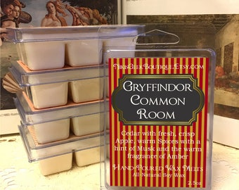 Gryffindor Common Room Soy Wax Melt - 2.5oz