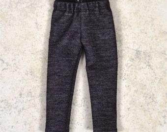 Leggings 14.5 inch doll clothes Dark Grey