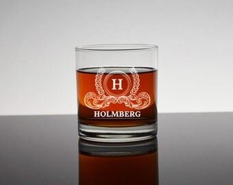 verre a whisky pompier