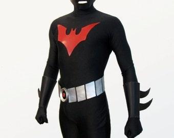 DIGITAL TEMPLATE Batman Beyond Pepakura Pack