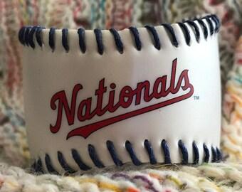 Washington Nationals Baseball Cuff