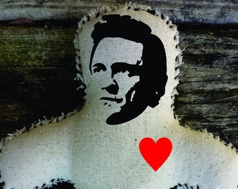 Johnny Cash Voodoo Doll
