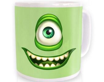 Cyclops Monster mug
