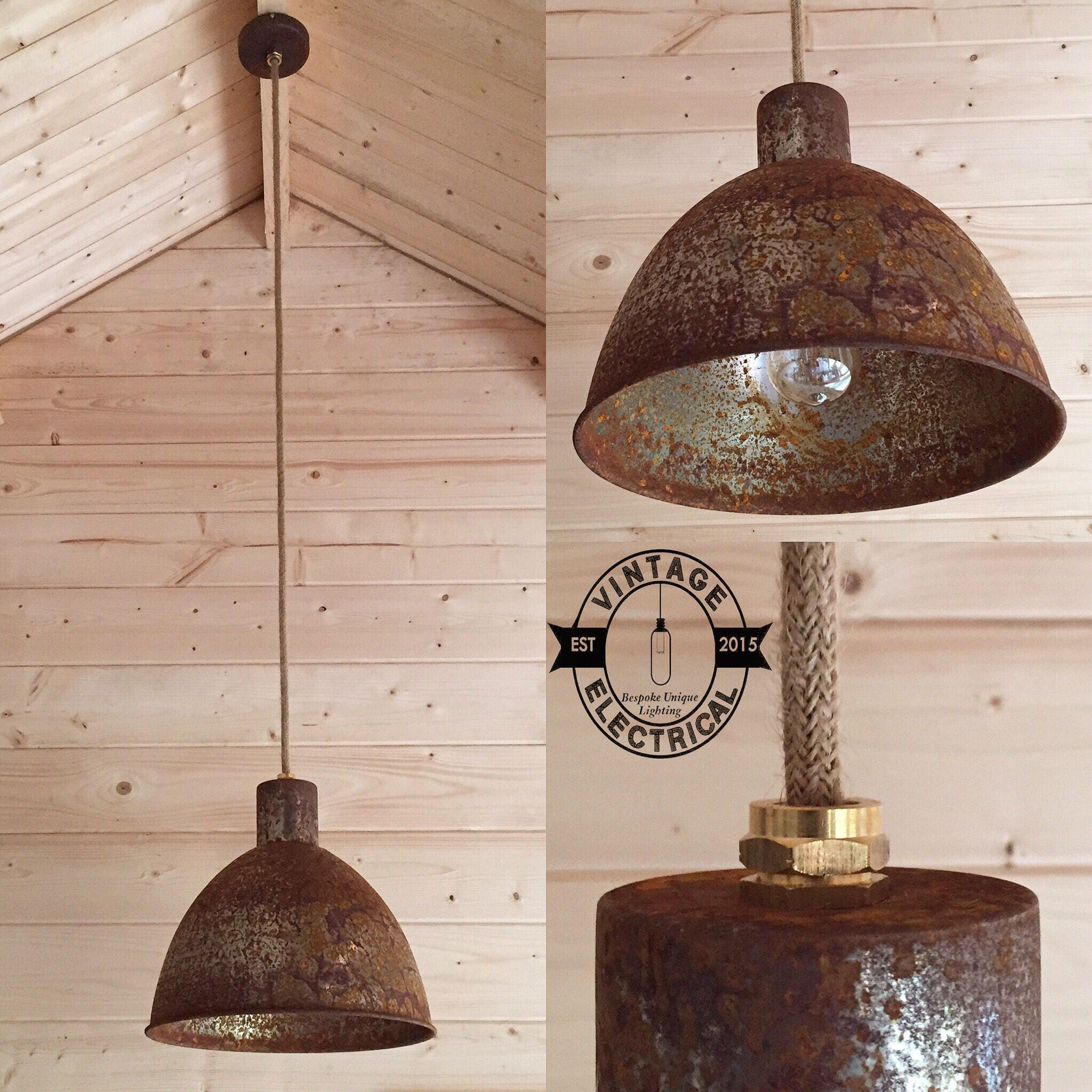 The warham rusted industrial factory steel shade light ceiling the warham rusted industrial factory steel shade light ceiling dinning room kitchen table vintage edison filament lamps pendant bar mozeypictures Gallery