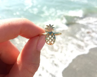 Pineapple Jewelry- Free Fast Shipping!