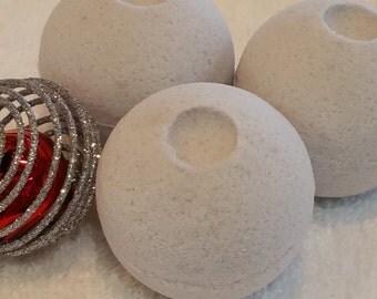 Sugar Plum Fairy Mini Bath Bomb; Mini Bath Bomb; Christmas Bath Bomb; Stocking Stuffer