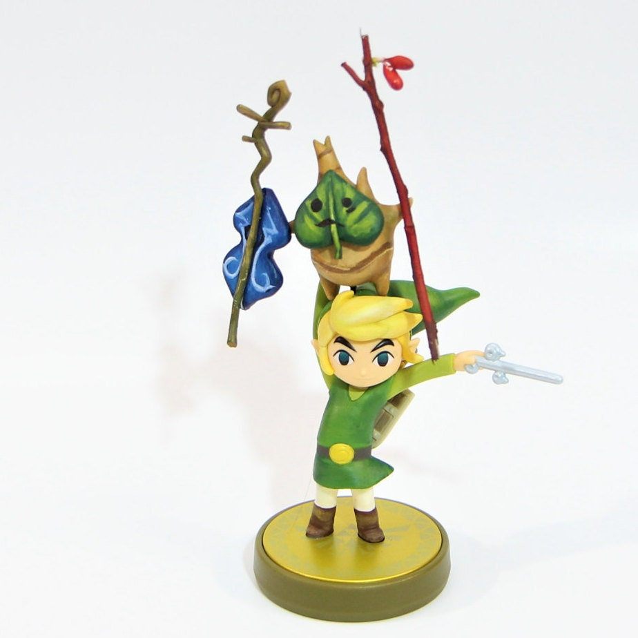 Makar on Toon Link Legend of Zelda Wind Waker Breath of the