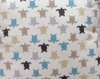 Kids Boys  Hermann Tortoise/Turtle Multi blue,grey.beige Fabric by the metre
