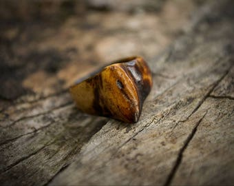 Medieval - Vintage Jewelry - Antler Ring - Macabre - Antique Antler Ring - Antique Ring - Medieval Ring - Ancient Ring - Antique Jewelry