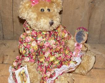 Avon Lovable Teddies Collection Rose - 1245